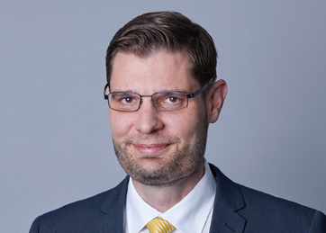 Matthias Hildebrandt, Member of the Regional Management Midlands, Head of Office,  Partner - Audit
